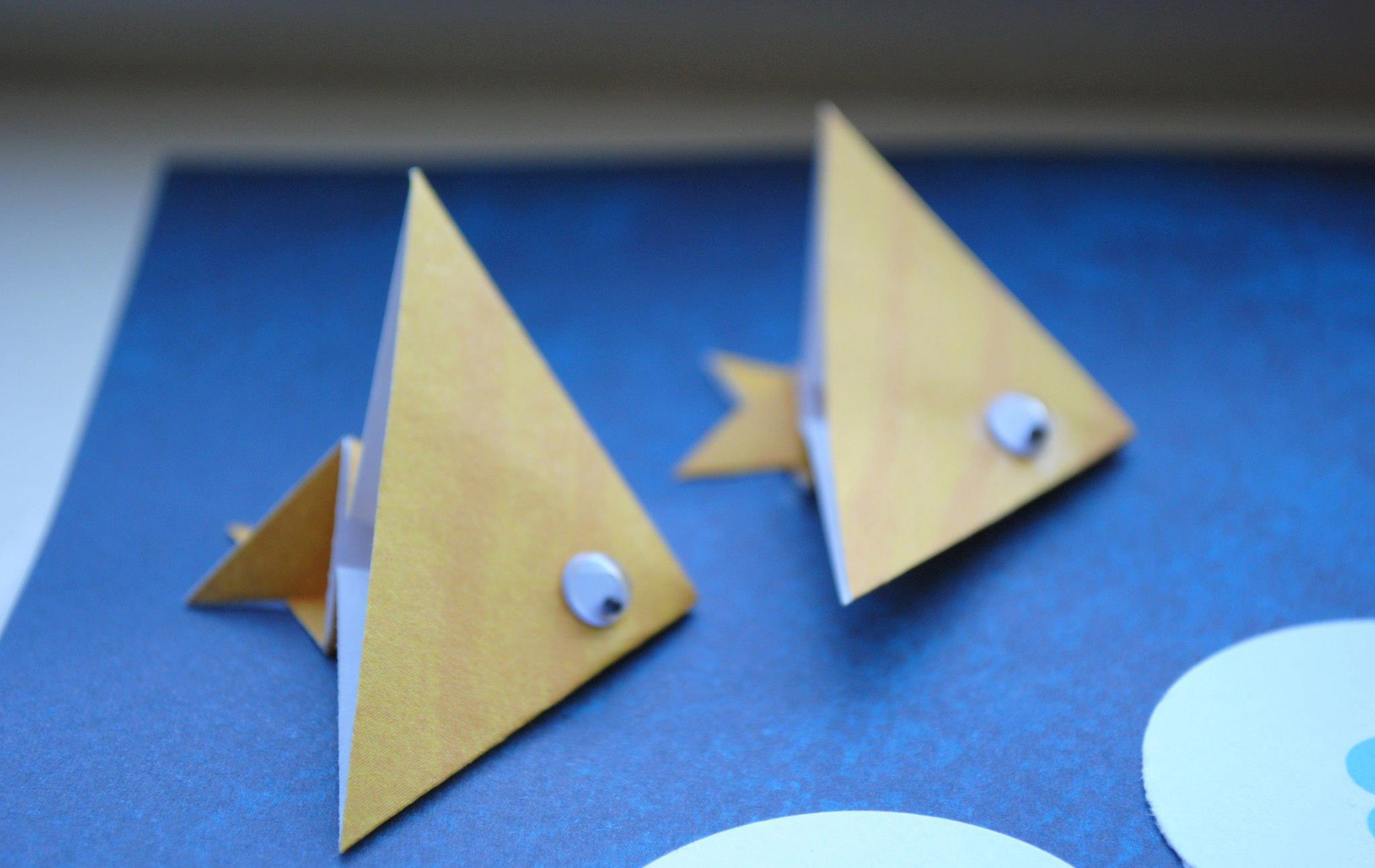 Origami Invitations – Crayon Box Chronicles - photo#39