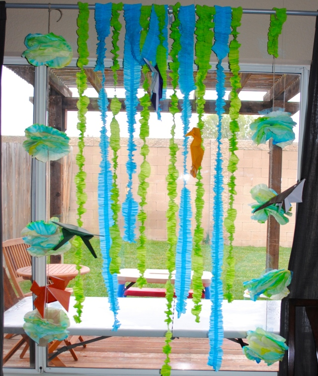 Under The Sea Decor by Crayon Box Chronicles