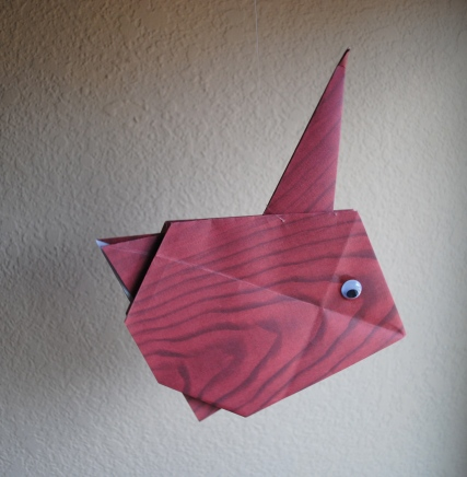 Origami Sea Creatures for Under The Sea Birthday by Crayon Box Chronicles