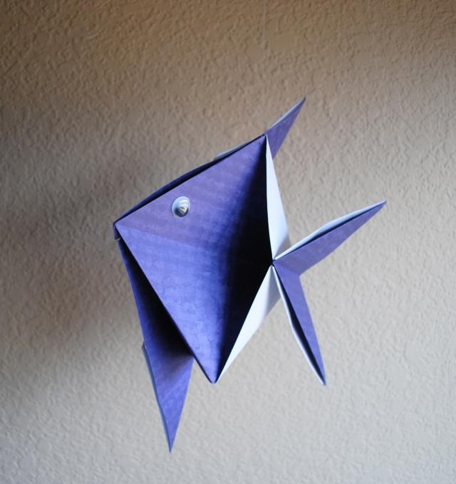 Origami Sea Creatures – Crayon Box Chronicles | 680x640