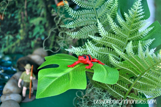 Rainforest Small World by Crayon Box Chronicles