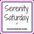 serenity saturday logo dec12