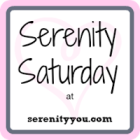 serenity saturday logo dec12