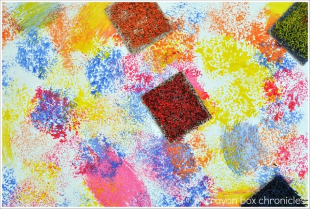 Kids Crafts Homemade Fun Series Crayon Box Chronicles
