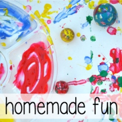 Homemade fun crafts