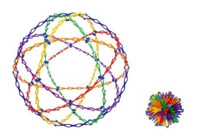 Hoberman Sphere Ball Large