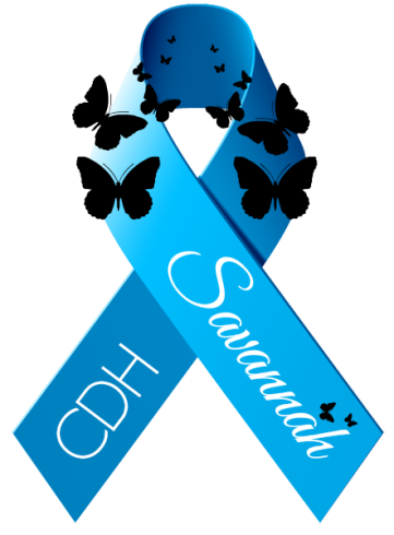 blue ribbon Savannah CDH