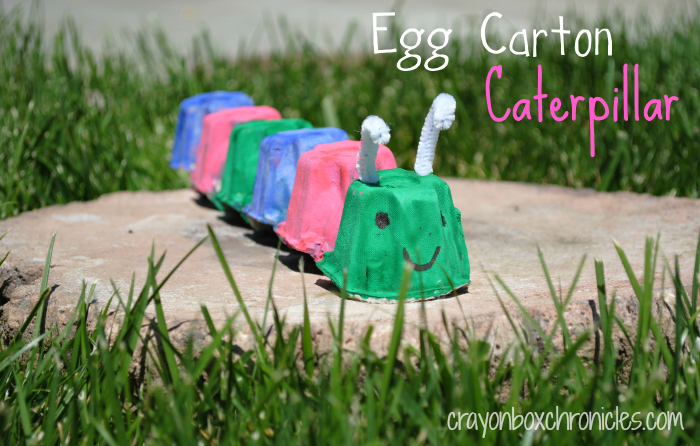 15 Recycled Crafts And Activities Crayon Box Chronicles