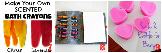 kids crayon activities