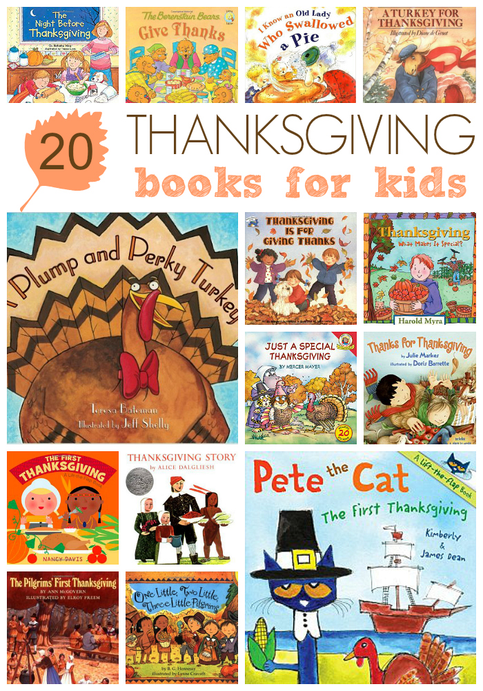 Thanksgiving Books For Kids – Crayon Box Chronicles