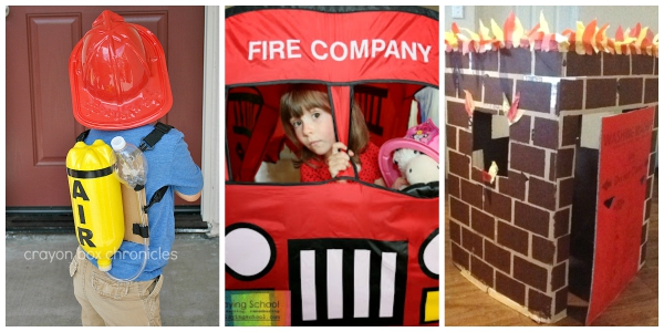 Role Playing for Fire Prevention Week