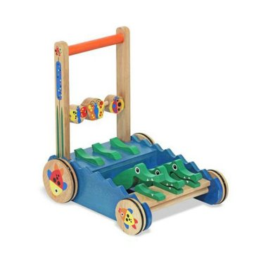 M&D Wooden Push Toy for motor development