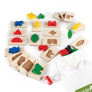 Seek & Find Tactile Toy